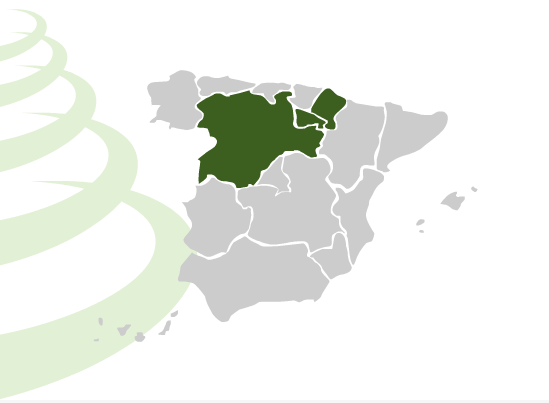 mapa provisional